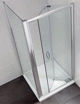 April Identiti2 1000mm Bifold Shower Door