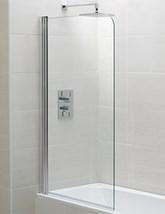 April Identiti2 800 x 1400mm Single Bath Screen