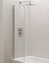 April Identiti2 300 x 1400mm Mini Bath Screen