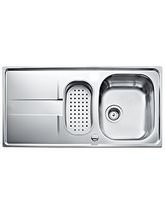 Teka Stena 60 1.5B 1D Stainless Steel Inset Sink