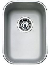 Teka BE 28.40 Stainless Steel 1.0 Bowl Undermount Sink