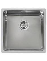 Teka R15 400.400 Stainless Steel 1.0 Bowl Undermount Sink