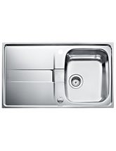 Teka Stena 45 1B 1D Stainless Steel Inset Sink
