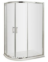 Premier Pacific 900 x 760mm Offset Quadrant Enclosure - Sizes Available