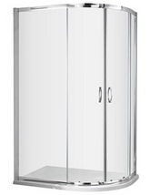 Premier Ella 1200 x 800mm Offset Quadrant Door Enclosure