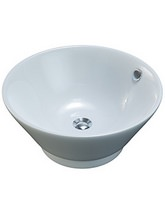 Aqva Mandy Counter Top Basin 420mm - BBD Mandy