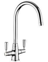 Rangemaster Aquaclassic 2 Monobloc Chrome Kitchen Sink Mixer Tap