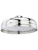 Bayswater Apron 195mm Fixed Shower Head