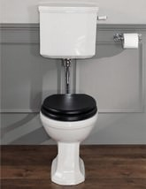 Silverdale Empire Low Level WC Pan With Cistern