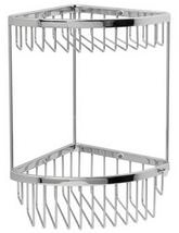 Miller Classic Corner 2 Tier Basket - Three Tier Optional