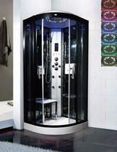Insignia Quadrant 1000 x 1000mm Steam Cabin Mirrored