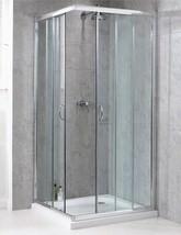 Aqualux Shine Corner Entry Shower Enclosure 900mm - FEN0893AQU