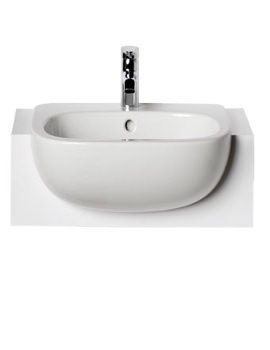 Ideal Standard Jasper Morrison Semi Countertop  Basin 550mm - E620601