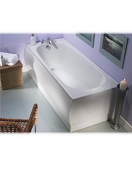 Niagara Canterbury Acrylic Standard Bath 1700 x 700mm